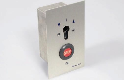 Schlüsselschalter J-EPZ 2-2T