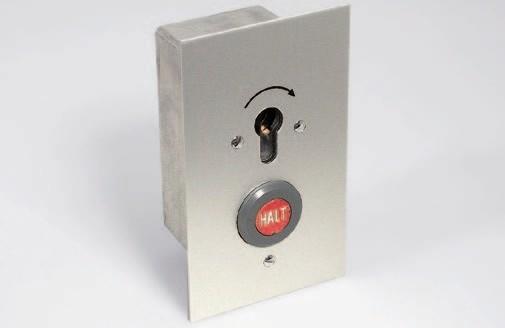 Schlüsselschalter J-EPZ 2-1T