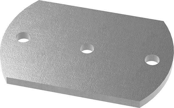 Ankerplatte 150x100x10mm