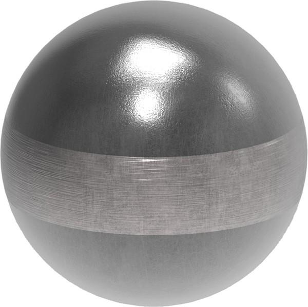 Eisenhohlkugel 90mm