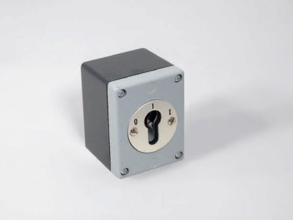 Schlüsselschalter J-APZ 1-1R