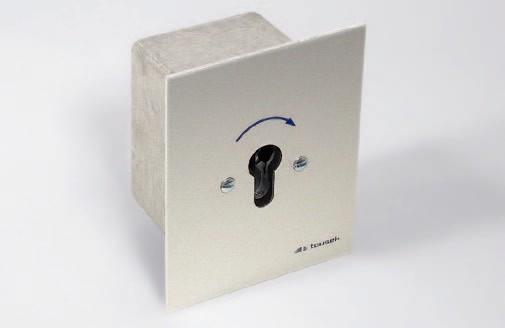 Schlüsselschalter J-EPZ 1-1T