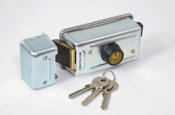 Elektroschloss mit Innenzylinder 24V DC