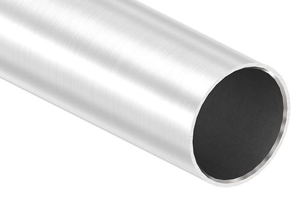 Edelstahlrohr, 48,3 x 2,5mm, Länge: 6000mm, geglüht