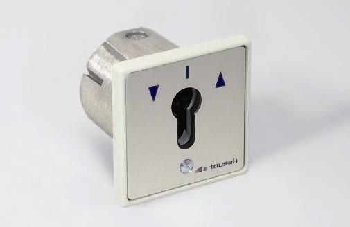 Schlüsselschalter MR 1-2T