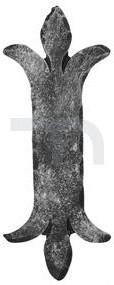 Anschweißplatte