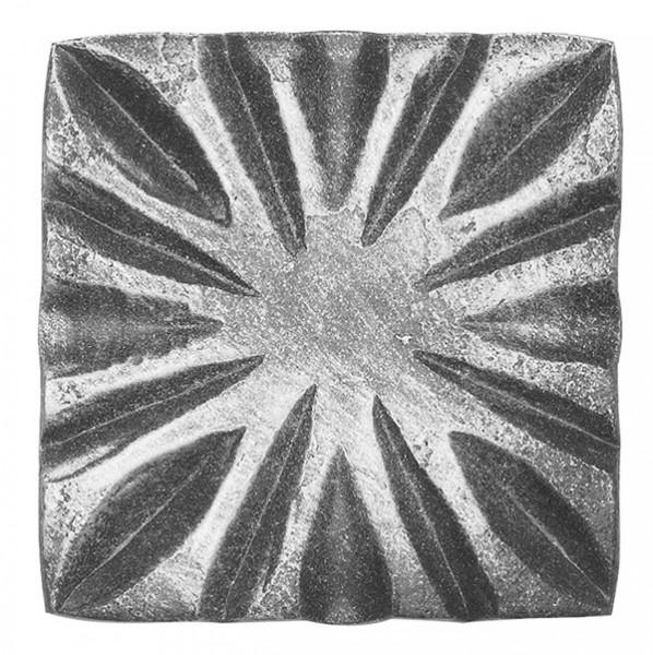 Rosette 10mm, Durchmesser 80x80mm