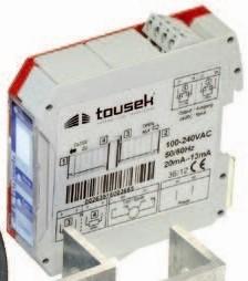 Zusätzlicher Konverter TX400i für Torhinterkante