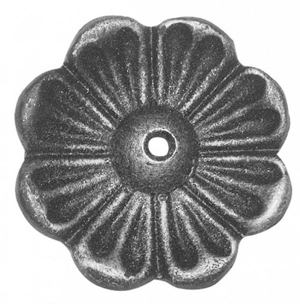 Rosette 4mm, Durchmesser 65mm