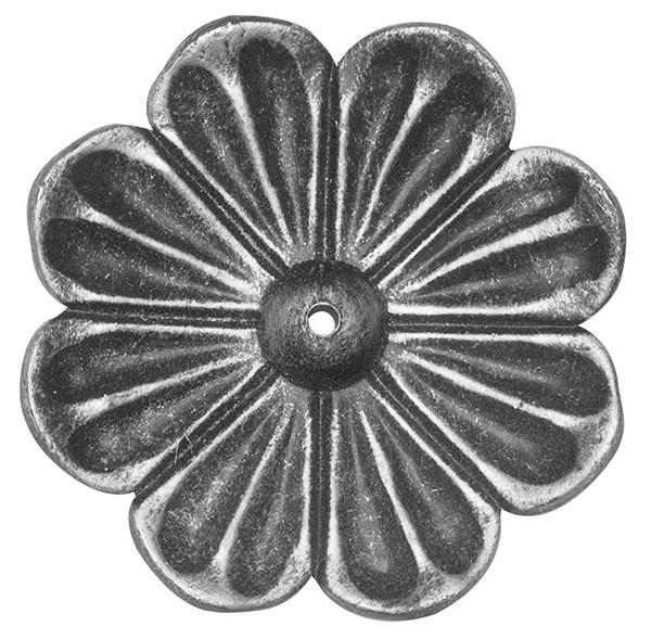 Rosette 4mm, Durchmesser 95mm