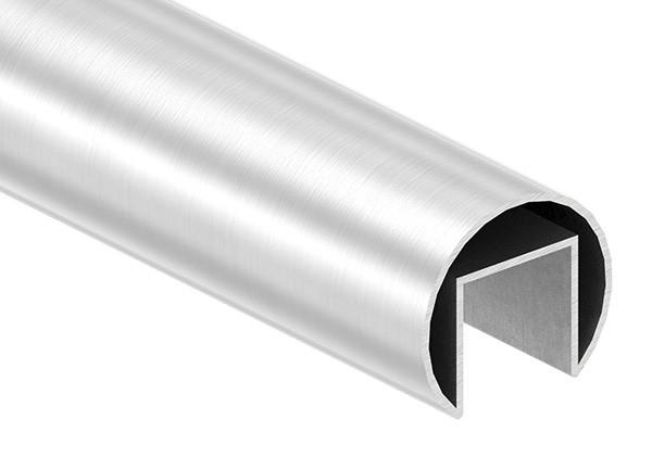 Nutrohr, 42,4 x 1,5 mm, Nut: 24 x 24mm, Länge: 3000mm