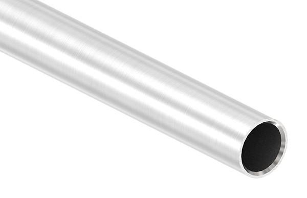 Edelstahlrohr, 25 x 2,0mm, Länge: 6000mm