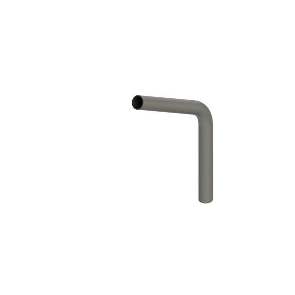 Stahl-Rohr-Bogen 60°, 33,7x2,5mm