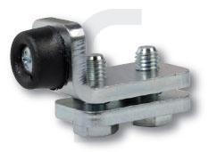 Endstopper für Hängetorlaufschienen, passend zu 339/P und 339/M