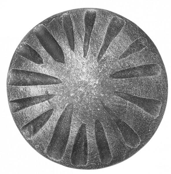 Rosette 6mm, Durchmesser 100mm