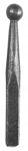 Zaunspitze Ansatz 12x12mm, Höhe 120mm