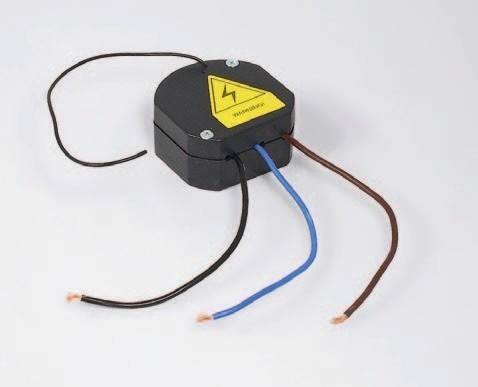 Funklichtschalter RRL 868, Versorgung 230V