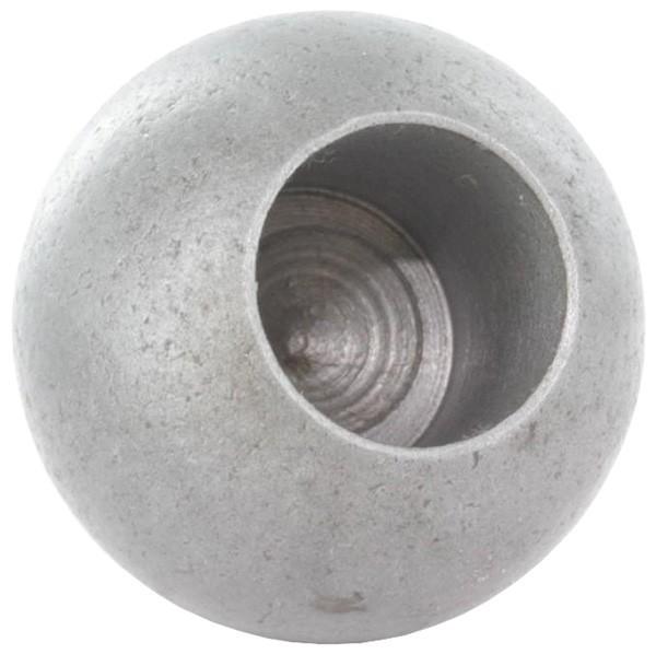 Massivkugel 25mm, Sackloch 10,2mm