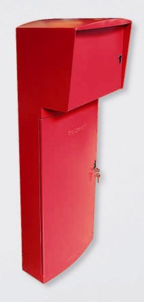 Impulsgebersäule V03, rot