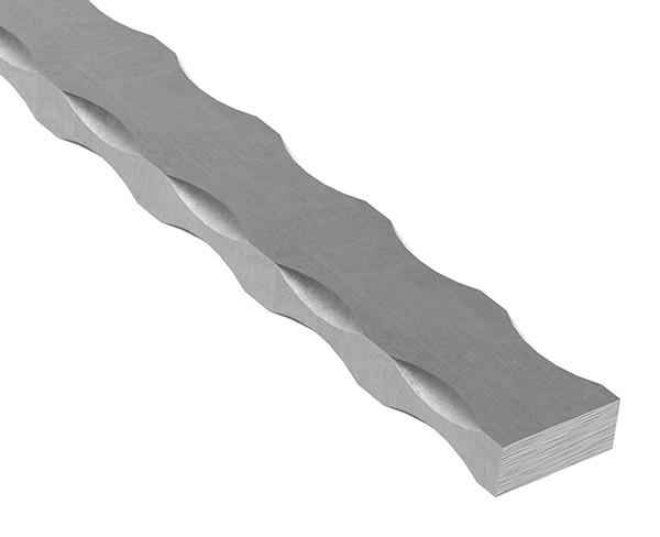 Flacheisen, 30x12mm, Länge 3000mm