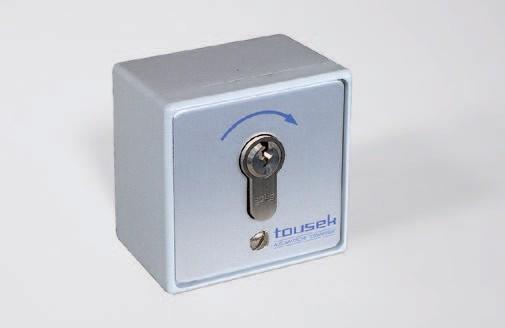 Schlüsselschalter M-APZ 1-1T