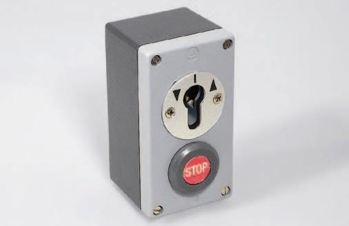 Schlüsselschalter J-APZ 2-2T