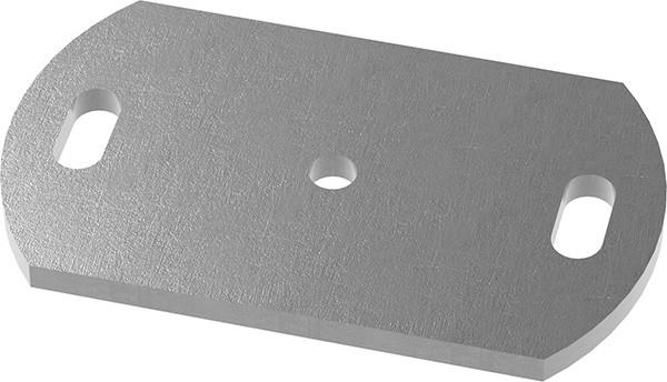 Ankerplatte 170x120x8mm