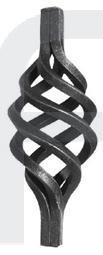 Zirbel 4x12x12mm, 180x95mm