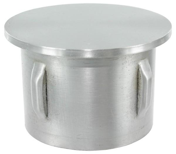 Stahleinschlagkappe, für Rohr 42,4mm
