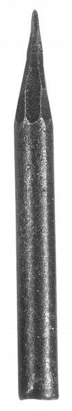 Zaunspitze Ansatz 12mm, Höhe 120mm