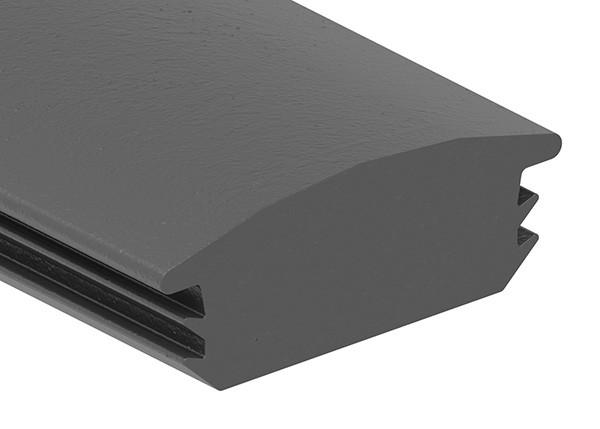 Abdichtkeil für Alu-Profil, Stärke: 1000mm