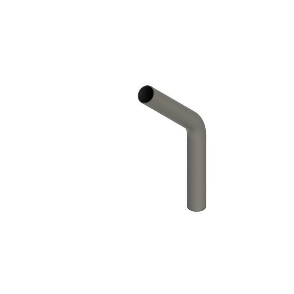 Stahl-Rohr-Bogen 45°, 48,3x2,5mm