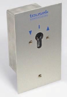 Schlüsselschalter GS-EPZ 1-2T