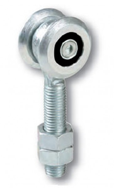 Laufrolle mit wasserdichten Kugellager, passend zu Schiene 339/M