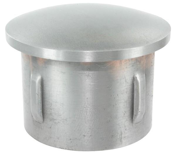 Stahleinschlagkappe, für Rohr 33,7mm