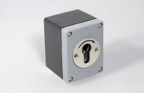 Schlüsselschalter J-APZ 1-1T