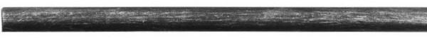 Bundmaterial S235JR, 11x3mm, halbrund, Länge 2000mm