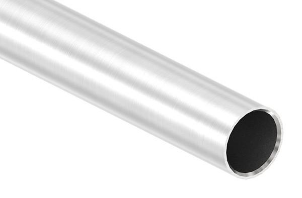 Edelstahlrohr, 26,9 x 2,0mm, Länge: 6000mm