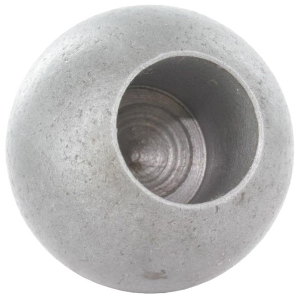 Massivkugel 25mm, Sackloch 14,2mm