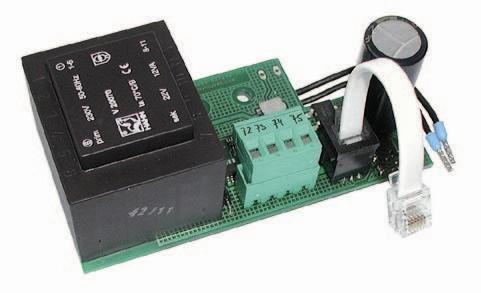 Elektroschloss- / Haftmagnetmodul für ST51/61