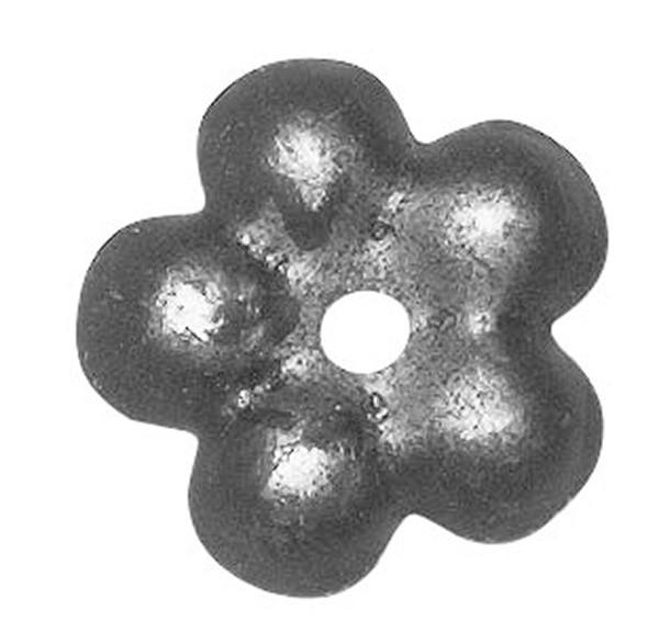 Rosette 1mm, Durchmesser 32mm