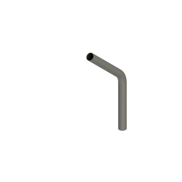 Stahl-Rohr-Bogen 45°, 42,4x2,5mm