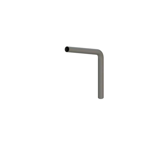 Stahl-Rohr-Bogen 60°, 26,9x2,0mm