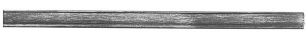 Bundmaterial S235JR, 14x3mm, Länge 3000mm