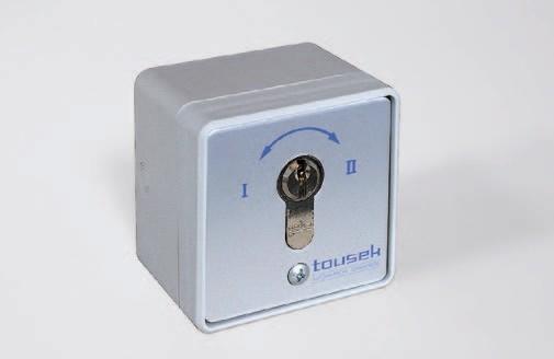 Schlüsselschalter M-APZ 1-2T