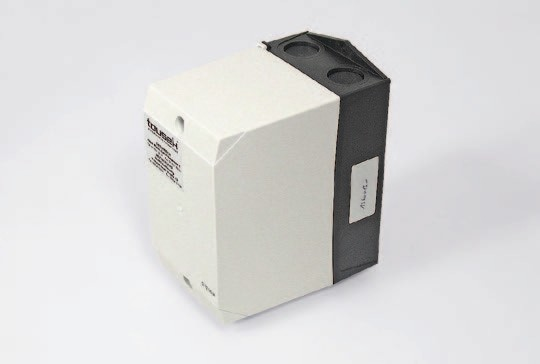 Kunststoffgehäuse für 2 Stk. Schleifendetektoren