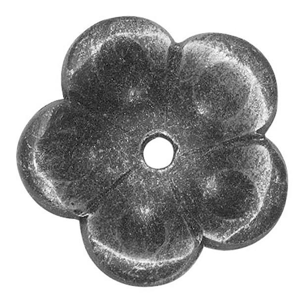 Rosette 3mm, Durchmesser 53mm