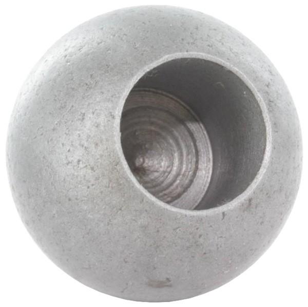 Massivkugel 25mm, Sackloch 12,2mm
