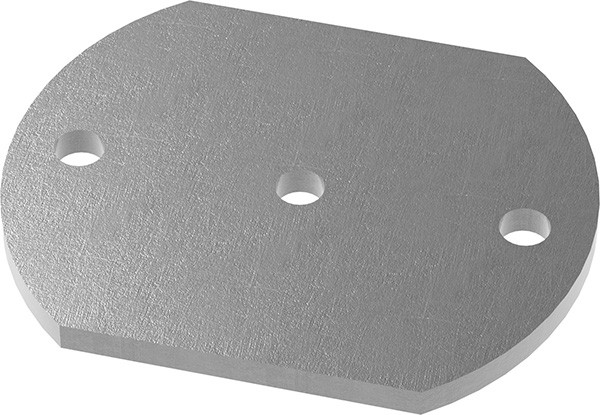 Ankerplatte 150x120x10mm