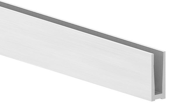Alu-Profil ELEGANZA zur aufgesetzten Montage, Länge: 6000mm